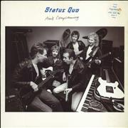 Status Quo Ain't Complaining - Stickered UK vinyl LP