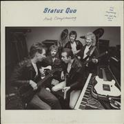 Click here for more info about 'Status Quo - Ain't Complaining'
