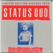 """Status Quo Ain't Complaining UK 7"""" vinyl"""