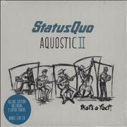 Click here for more info about 'Status Quo - Aquostic II : That's A Fact! - Deluxe Edition'