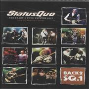 Click here for more info about 'Status Quo - Back 2 SQ.1 - The Frantic Four Reunion'