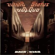 Click here for more info about 'Status Quo - Back To Back + Merchandise insert'