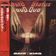 Click here for more info about 'Status Quo - Back To Back'