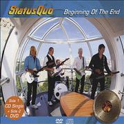 Click here for more info about 'Status Quo - Beginning Of The End'