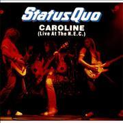 Click here for more info about 'Status Quo - Caroline (Live At The N.E.C.)'
