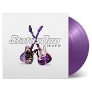 Status Quo Collected - 180gram Purple Vinyl + Sealed UK 2-LP vinyl set