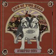Status Quo Dog Of Two Head - 1st - Translucent Vinyl UK vinyl LP