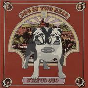 Click here for more info about 'Status Quo - Dog Of Two Head - Ruby Red Vinyl'