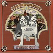 Status Quo Dog Of Two Head UK vinyl LP