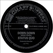 Click here for more info about 'Status Quo - Down Down - Flexi'