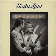 Click here for more info about 'Status Quo - Dreamin' (Wet Mix)'