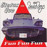 Click here for more info about 'Status Quo - Fun Fun Fun'