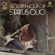 Click here for more info about 'Status Quo - Golden Hour Of Status Quo'