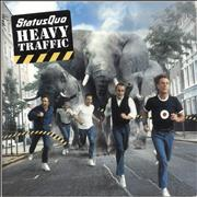 Click here for more info about 'Status Quo - Heavy Traffic 2002 + Calendar, Stub, T-Shirt & Bag'