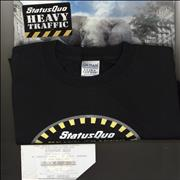 Click here for more info about 'Status Quo - Heavy Traffic 2002 + Stub & T-Shirt'