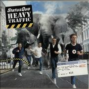 Click here for more info about 'Status Quo - Heavy Traffic 2002 + Ticket Stub, Calendar & CD'
