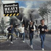 Click here for more info about 'Status Quo - Heavy Traffic 2002 + bag'