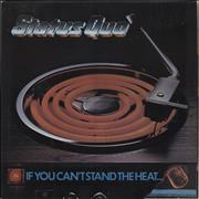 Click here for more info about 'Status Quo - If You Can't Stand The Heat - Gatefold'