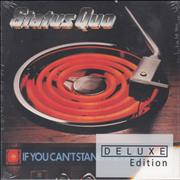 Click here for more info about 'Status Quo - If You Can't Stand The Heat - Sealed Deluxe Edition'