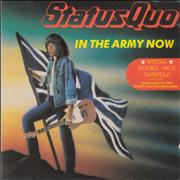 Click here for more info about 'Status Quo - In The Army Now - EX'