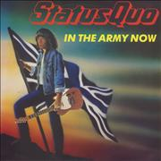 Click here for more info about 'Status Quo - In The Army Now'