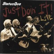 Click here for more info about 'Status Quo - Just Doin' It World Tour 2006-2007'