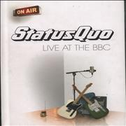 Click here for more info about 'Status Quo - Live At The BBC - EX'