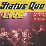 Click here for more info about 'Status Quo - Live At The N.E.C.'
