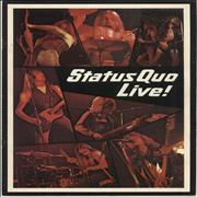 Click here for more info about 'Status Quo - Live!'