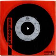 "Status Quo Living On An Island UK 7"" vinyl"