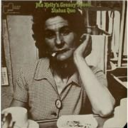Status Quo Ma Kelly's Greasy Spoon USA vinyl LP