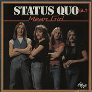 Click here for more info about 'Status Quo - Mean Girl - 2nd'