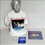 Click here for more info about 'Status Quo - Never Say Never + Ticket Stub, Flyer & T-Shirt'