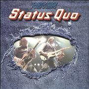 Click here for more info about 'Status Quo - Never Say Never'