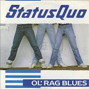 Click here for more info about 'Status Quo - Ol' Rag Blues - Black Vinyl'