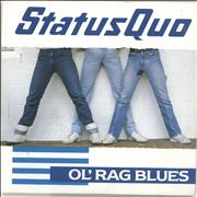 Click here for more info about 'Status Quo - Ol' Rag Blues'