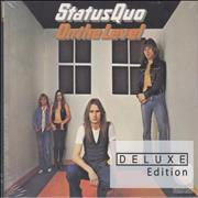 Click here for more info about 'Status Quo - On The Level - Sealed Deluxe Edition'