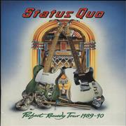 Click here for more info about 'Status Quo - Perfect Remedy Tour 1989-90 + Ticket & T-Shirt'