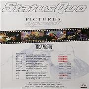 Click here for more info about 'Status Quo - Pictures Exposed! Tour'