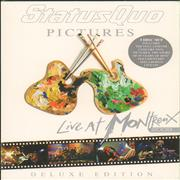 Click here for more info about 'Status Quo - Pictures: Live At Montreux 2009 - Sealed'