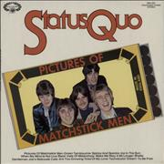 Click here for more info about 'Status Quo - Pictures Of Matchstick Men'