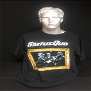 Click here for more info about 'Status Quo - Pictures World Tour 2008-2009 T-Shirt'