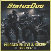 Click here for more info about 'Status Quo - Plugged In: Live & Rockin' Tour 2017 + Ticket Stub & 2-CD'