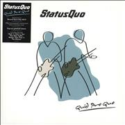 Click here for more info about 'Status Quo - Quid Pro Quo - RSD19 - 180gm Blue Vinyl - Sealed'