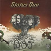 Click here for more info about 'Status Quo - Quo + Poster'