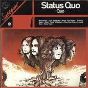 Click here for more info about 'Status Quo - Quo - Successo/Rock Giants'