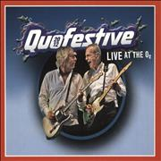 Click here for more info about 'Status Quo - Quofestive 2012 - Live At The O2'