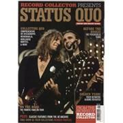 Status Quo Record Collector Presents Status Quo: Reelin' And Rollin' Along UK magazine