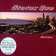 Click here for more info about 'Status Quo - Restless - Both Parts'