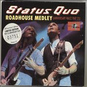 Click here for more info about 'Status Quo - Roadhouse Medley'